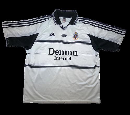 Fulham 1999-01 Home Jersey (XXL)