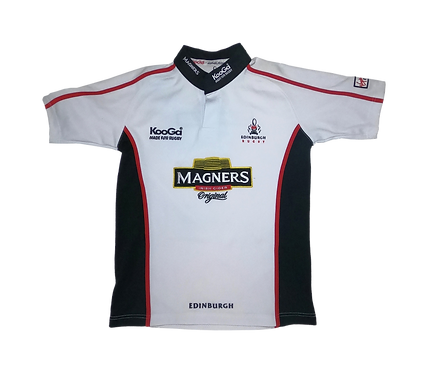 Edinburgh Rugby 2003-04 Home Jersey (Small)