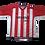 Thumbnail: Olympiakos 2002-03 Home Jersey #10 Giovanni (Small)