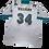 Thumbnail: Miami Dolphins 2002-04 Reebok Onfield Away Jersey #34 Ricky Williams (XL)