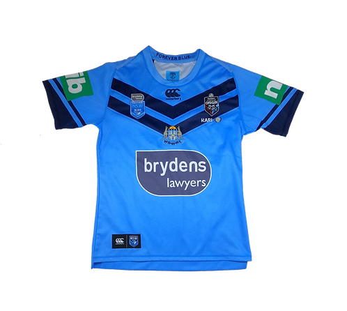 New South Wales 2018 State of Origin Jersey (Medium)