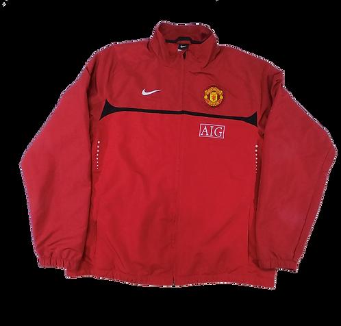 Manchester United 2009-10 Warm up Jacket (XXL)
