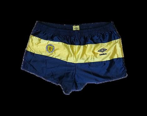 Scotland 1985-88 Away Shorts (34-36)