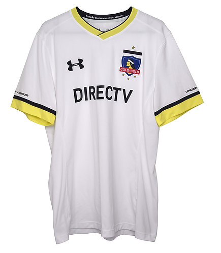 Colo-Colo 2016 Home Jersey (Large)