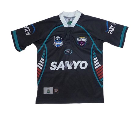 Penrith Panthers 2007 Home Jersey (Size 10)