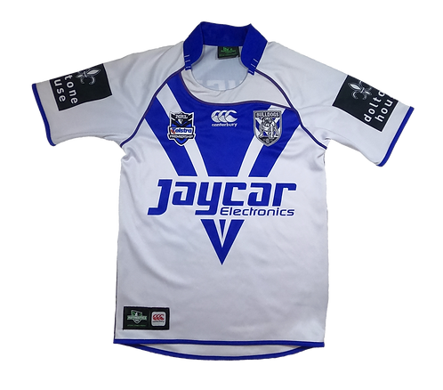 Canterbury Bankstown Bulldogs 2012 Home Jersey (Medium)