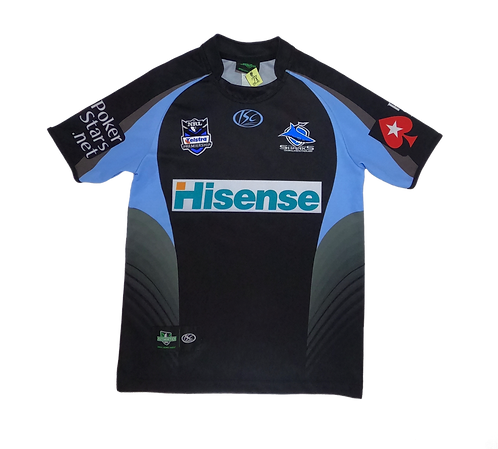 Cronulla-Sutherland Sharks 2010 Away Jersey (Small)