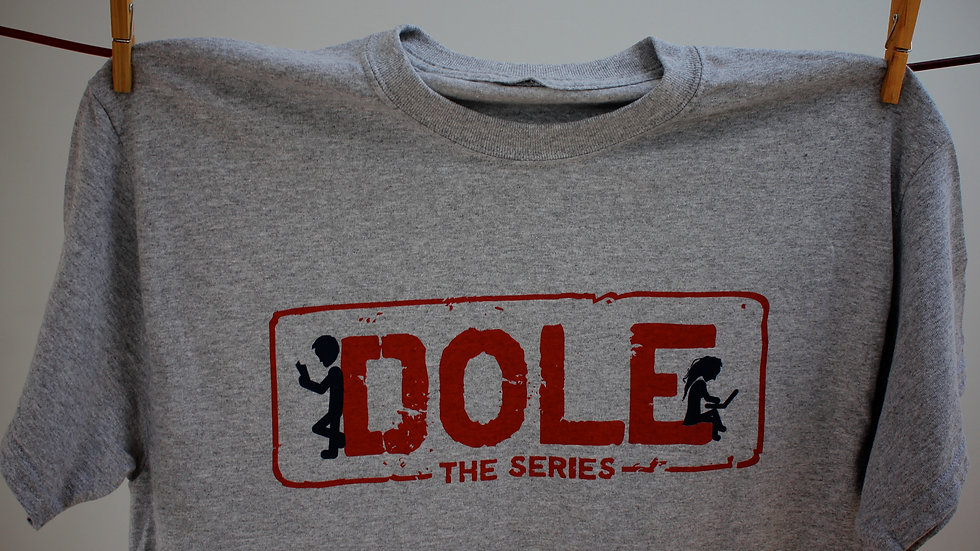 Dole The Series Official T-Shirt Grey