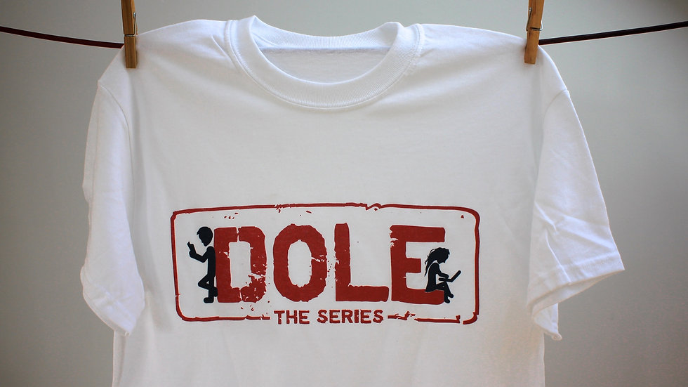 Dole The Series Official T-Shirt - White