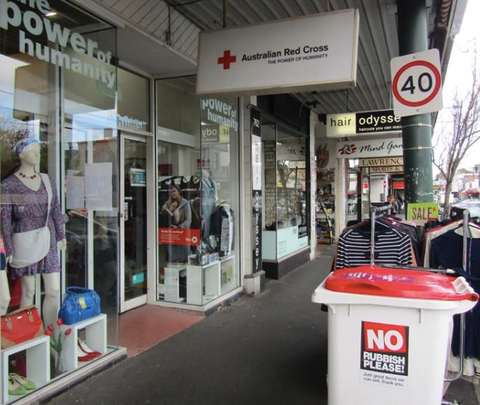 Australian Red Cross- Glenferrie Road Hawthorn