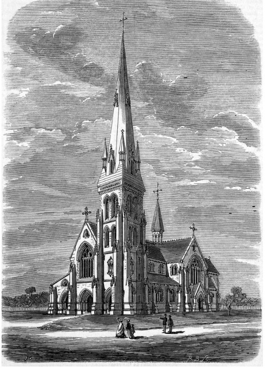 Church of Immaculate Conception: Hawthorn