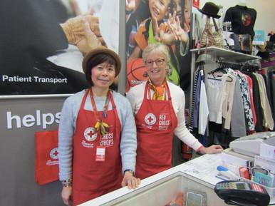 Trader Spotlight: Red Cross