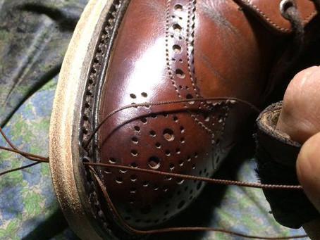 初回限定 靴修理10%割引