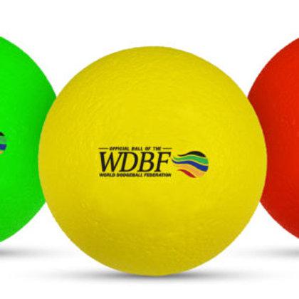 24 x 7″ Regulation Dodgeball