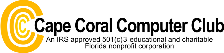 Cape Coral Computer Club LogoV6.png