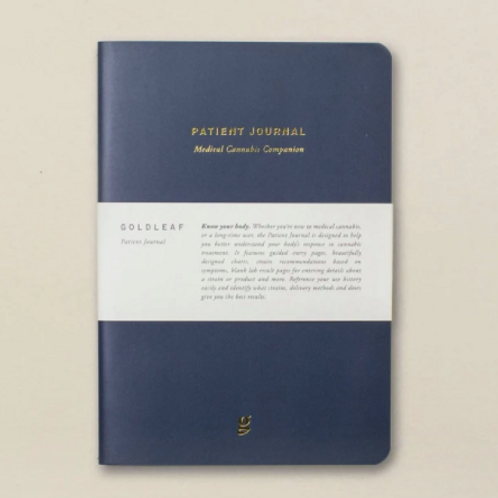 Patient Journal and Info Cards