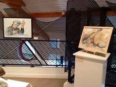 Exposition Les Carroz (Haute-Savoie)
