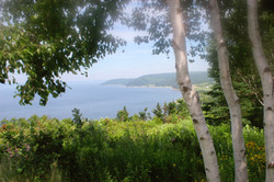 Cape Breton Scenic Overlook