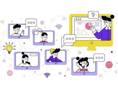 Mantenha o engajamento dos alunos em suas aulas on-line!