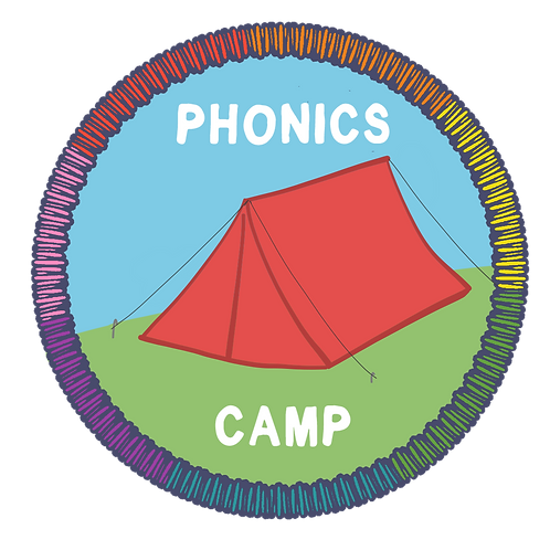 Phonics Camp Week 1 (Reception to Year 1)