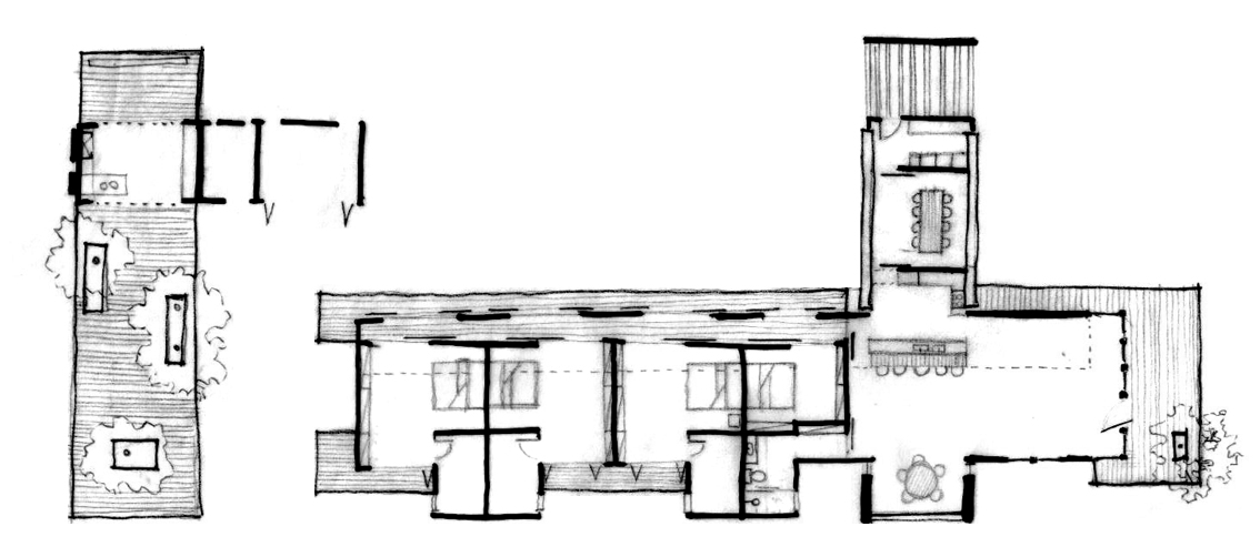 Planta do Estudo Preliminar | Arquitetura