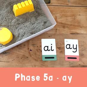 Phase 5a: ay - The Play Tray