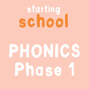 A Guide to Phase One Phonics