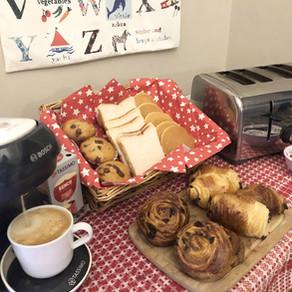 Holiday at Home: Premier Inn Breakfast Buffet