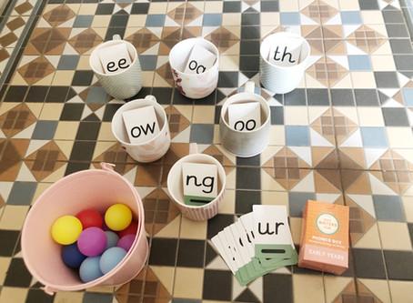 ng - ping-pong sounds