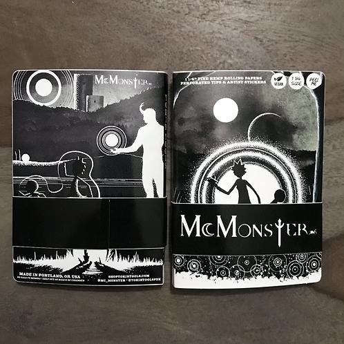 McMonster x Tokin' Tools booklet