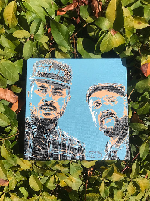 """Blu and Exile"""