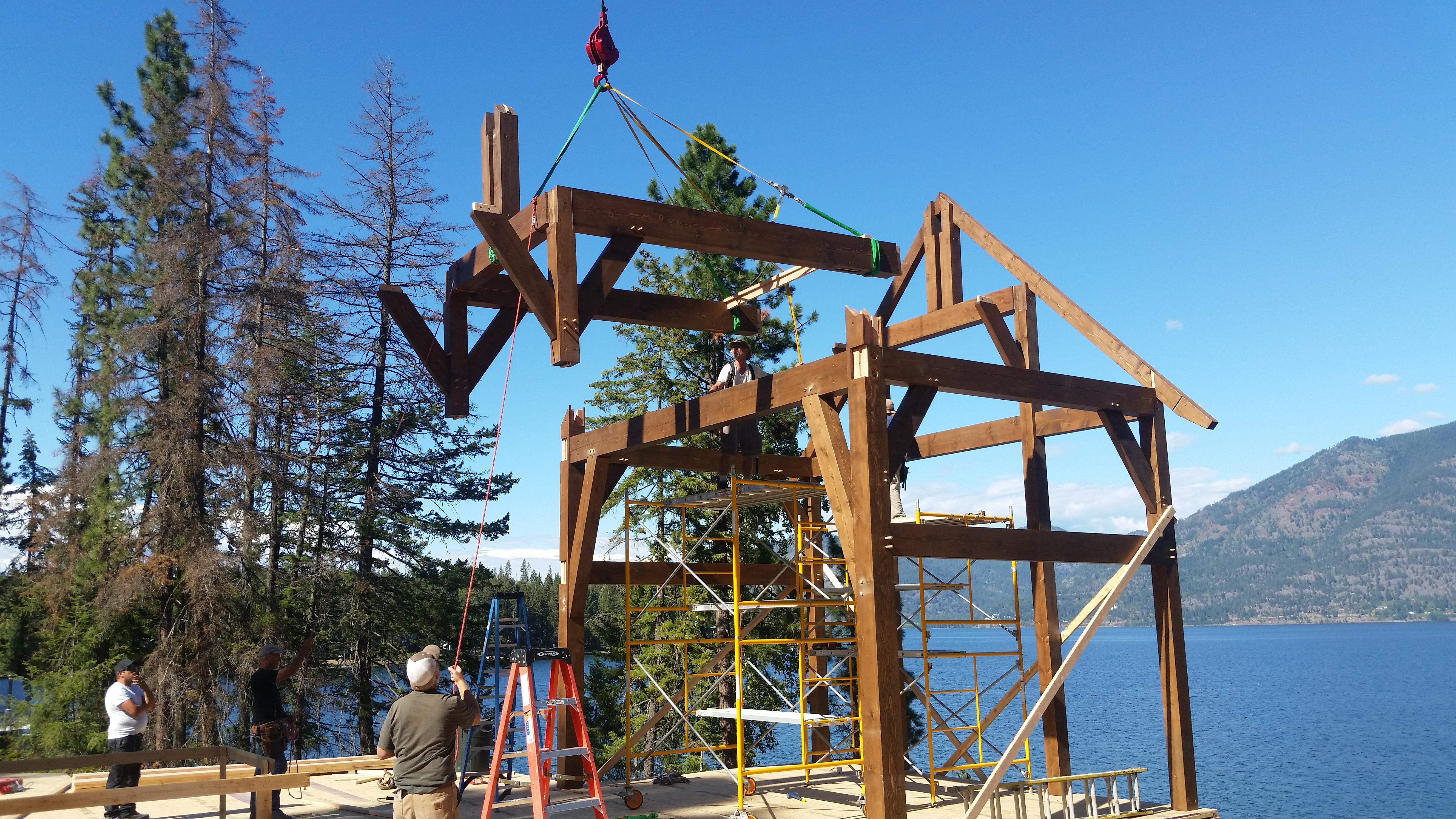 Moore Timber Frame