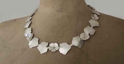 Vivienne Head Necklace
