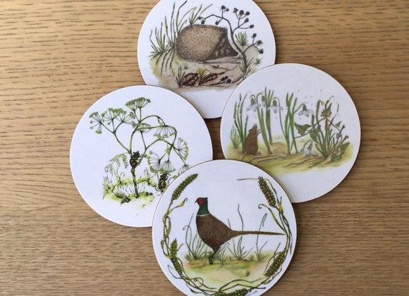 Coasters (Individual)