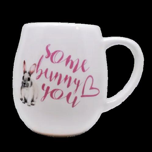 Somebunny Loves You Mug