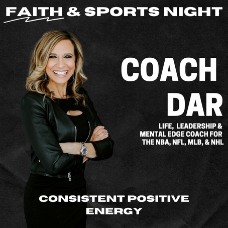 Consistent Positive Energy with  Darlene Santore