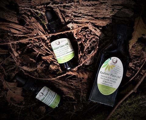 Radiant Face Oil