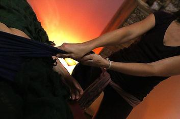 rebozo rituel soin femme mougins ingrid roques etre incarne