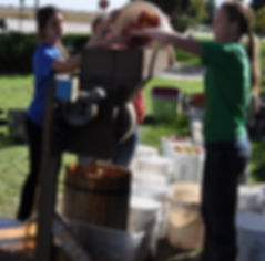 Iowa gardening for good making cider