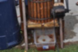 Iowa gardening for good cider press