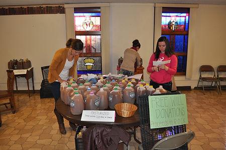 Iowa cider fund raising