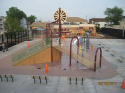 Mickey Walker Spray Park