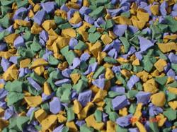 Mardi Gras Color Blend