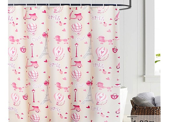 Babycare Colorland Fun Shower Curtain