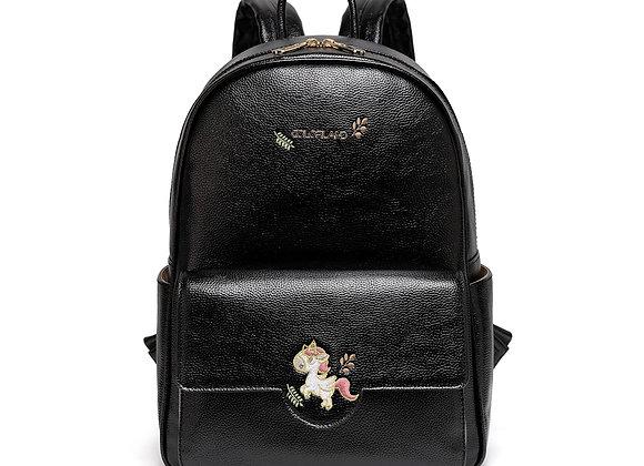 Colorland Eudora Unicorn Embroidery babay changing backpack