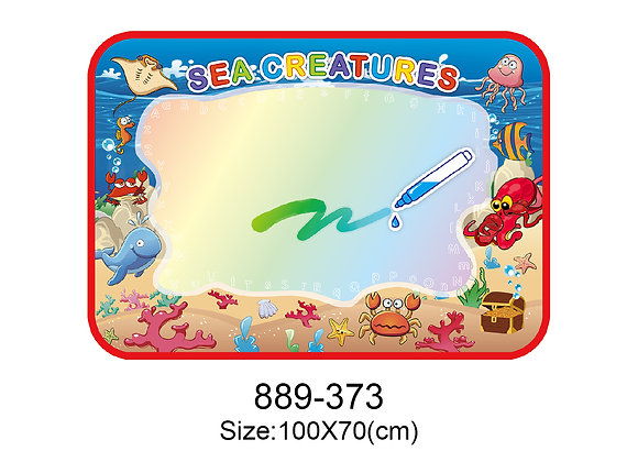 Babycare Colorland Fun Learning Drawing Board 100*70cm