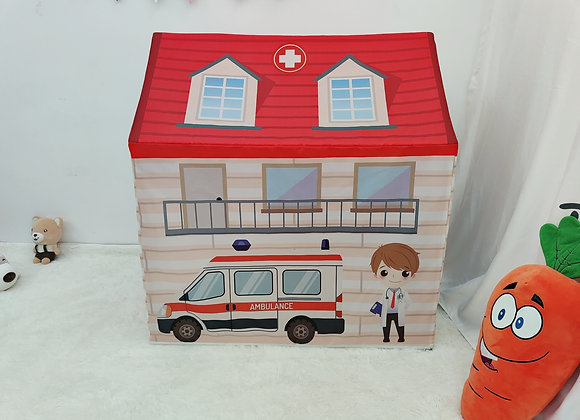 Babycare Colorland Indoor Play Net -Police Station
