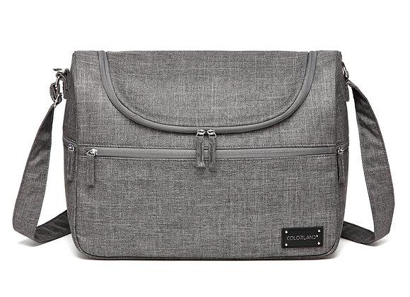 Herman Shoulder Baby Changing Bag Daddy Bag Weekend Travel Bag