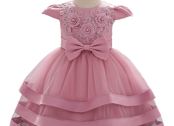 Javababy Children Party Dress 4 color