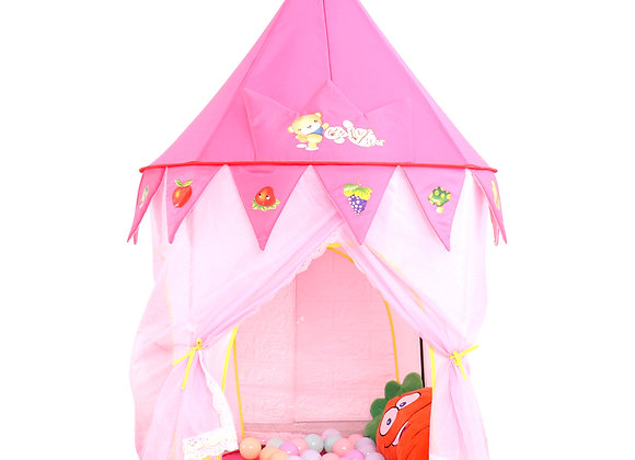 Babycare Colorland Indoor Play Net-Pink